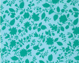 Violette - Sky Tiny Floral by Amy Butler from Free Spirit