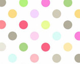 Sunrise Studio 2 - Fog Polka Dot from Lakeside Dry Goods