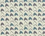 Modern Neutrals - Modern Neutrals Teal by Amy Ellis from Moda