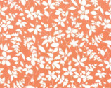 Mixologie - Floral Mango Orange Coral from Studio M from Moda