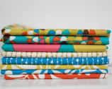 A Nod to Mod Fabric Bundle - Half Yard Bundle - 8 half yard pieces