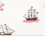 Out to Sea - My Favorite Ship by Sarah Jane from Michael Miller