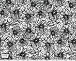 Graphyx - Camillia Black by Mark Hordyszynski from Michael Miller