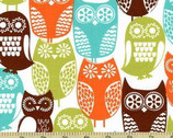 Swedish Owls from Michael Miller