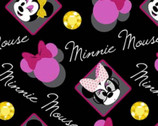 Disney Mickey and Minnie Mouse - Minnie Mouse Badge from Springs Creative