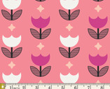 Geometric Bliss - Vertex Tulips Sweet by Jeni Baker from Art Gallery Fabrics