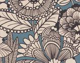 The Ghastlie Gardenia - Dusk Freezing Blue from Alexander Henry