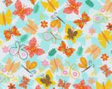 Jump Into Fun - Summer Butterflies by Amy Schimler from Robert Kaufman