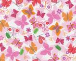 Jump Into Fun - Bright Butterflies by Amy Schimler-Safford from Robert Kaufman