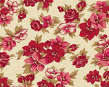 Classic Elegance - Multi Medium Floral by Gerri Robinson from Red Rooster