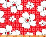 Mojito - Guava Hibiscus MY-KT from Windham Fabrics