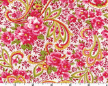 Floral Paisley - Pinks from EE Schenck