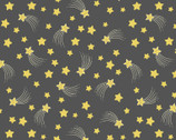 A Little Christmas Star - Happy Stars Night Time Dark Gray from Lewis and Irene