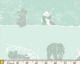 Pandalicious - Panda Says Yum by Katarina Roccella from Art Gallery Fabrics