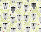 Sheep by Ed Emberley from Cloud9 Fabrics