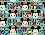 Disney Tsum Tsum - Mickey and Minnie KNIT from Springs Creative