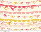 Vintage Daydream - Vintage Banner Cream by Design by Dani from Riley Blake Designs