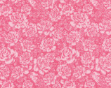 Pink Roses Tonal - Tone on Tone from EE Schenck