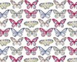 Serenity - Bold Butterflies from FabScraps