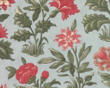 Under the Mistletoe - Forest Floral from Moda