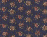 Hawthorn Ridge - Navy Floral from Moda