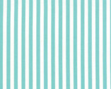 Prairie - Stripe Aqua by Corey Yoder Little Miss Shabby from Moda