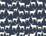 Elk Grove KNIT -  Elk Fam Dusk from Birch Fabrics