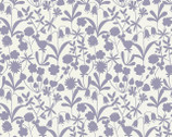 Bluebell Wood - Dusty Lavender Floral from Lewis and Irene