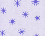 Shining Star - Metallic Lilac with Metallic Accents from Galaxy Fabric