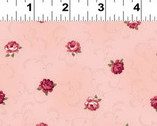 Rose Hill - Roses Pink from Clothworks