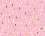 Glint - Gem Pink by Lorena Siminovich from Cloud9 Fabrics