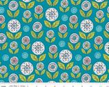 Dutch Treat - Garden Blue by Betz White from Riley Blake