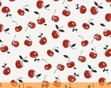 Cucina - Cherries by Victoria Johnson from Windham Fabrics