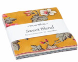 Sweet Blend Charm Pack - 42 Five Inch Squares by Laundry Basket Quilts from Moda