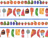 The Very Hungry Caterpillar - Multi Caterpillar Snacks by Eric Carle from Andover