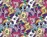 My Little Pony Pack Gang FLANNEL by Hasbro from Springs Creative