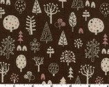 Scandinavian Forest - Nature Forest Trees Brown from Cosmo