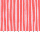 L's Modern Basics - Coral Pink Stripe from Lecien