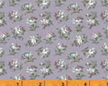 Primrose - Mini Floral Lilac from Windham Fabrics