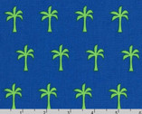 Sea and Sun - Palm Trees Regatta by Ann Kelle from Robert Kaufman