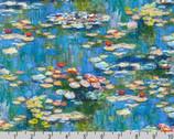 Claude Monet - Water Lilies from Robert Kaufman