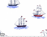 My Favorite Ship - Sail from Michael Miller