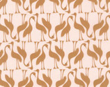 Pond - Gold Birds In A Row by Elizabeth Hartman from Robert Kaufman