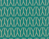 Valley - Branches Teal by Sherri and Chelsi from Moda
