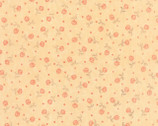 Sweetness - Small Floral Blush by Sandy Gervais from Moda