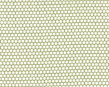 Little Miss Sunshine - Honeycomb Green by Lella Boutique from Moda