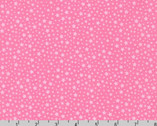 Happy Little Unicorns - Stars Pink by Sea Urchin Studio from Robert Kaufman