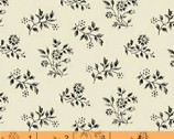 Sylvie - Mono Floral from Windham Fabrics