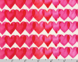 Love - Valentine Hearts by Margaret Berg from Robert Kaufman