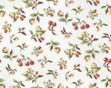 Pioneer Spirit - Calico Floral Vintage White by Tom Browning from Maywood Studio